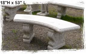round cement picnic tables concrete benches and tables little baja