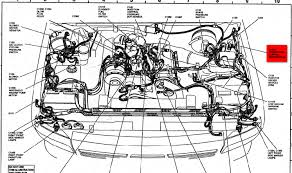 ford f150 ecm 1995 ford the location of the ecu 4x4