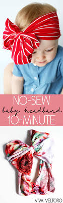 how to make headbands for babies how to make baby headbands without sewing viva veltoro