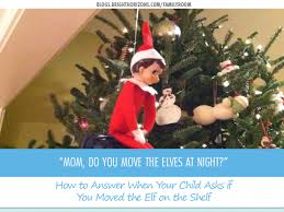 Skeptical Kid Meme - when your child asks if you move the elf on the shelf
