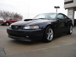 2002 Black Mustang 2002 Ford Mustang Gt Coupe Data Info And Specs Gtcarlot Com