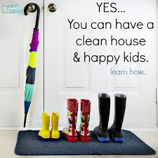 clean house yes you can have a clean house and happy kids your modern family