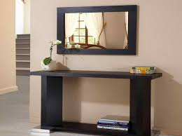 Mirrored Entry Table Mirrored Entryway Console Table Cadel Michele Home Ideas