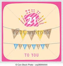 drawing of happy 21st birthday card happy 21st birthday