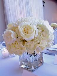 White Rose Centerpieces For Weddings by Swooning Over These Fabulous Wedding Flower Ideas Flower Ideas