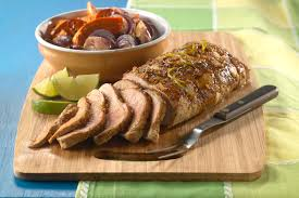 cuban glazed pork loin pork recipes pork be inspired