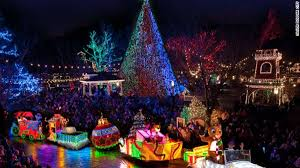 when do the zoo lights start 7 best places to see christmas lights in the usa cnn travel