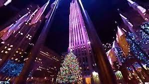 rockefeller center christmas tree 360 view new york city holidays