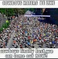 Cowboy Haters Meme - 22 meme internet cowboys haters be like cowboys finally lost we