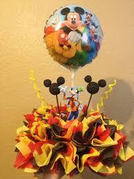 Mickey Mouse Center Pieces 44 Bästa Bilderna Om Centerpieces På Pinterest Disney Frost