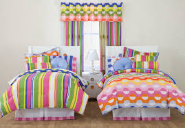 twin bedding sets for girls resuscitate your room with the rainbow bedding sets for girls
