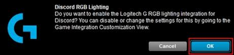 discord integration logitech gaming software integration with discord