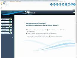 logiciel bureau virtuel accès à gpi et à spi par le bureau virtuel