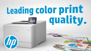 hp color laserjet pro m452dw official first look hp youtube
