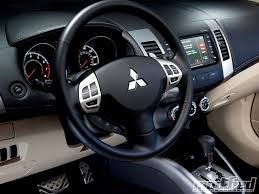 mitsubishi suv 2016 interior 10 mitsubishi outlander gt modified magazine