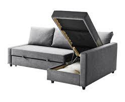 Sleeper Sofa With Storage Chaise Sleeper Sofa Ikea 3 Seat With Storage Sectional Home U0026 Decor