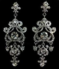 bridal chandelier earrings chandelier bridal earrings statement jewelry yohanna