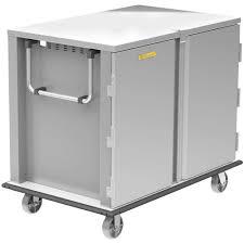alluserv tc22 32 elite stainless steel 32 tray 2 door meal