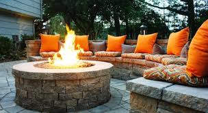 Build Firepit How To Build An Outdoor Firepit For Your Home Lifestyle Fengshui
