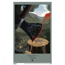 maps u0026 posters game of thrones official hbo store