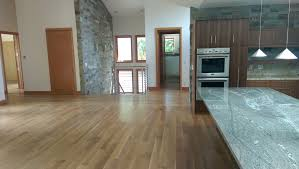 contemporary door mats kitchen modern with hardwood flooring in