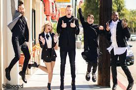 pentatonix scores no 1 album on billboard 200 chart billboard