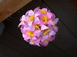 Origami Modular Flower - 135 best kusudama images on pinterest modular origami origami