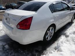 white nissan maxima 2005 2006 nissan maxima se quality used oem replacement parts east