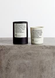 homework design studio calming park limited edition cactus scented candle packaging
