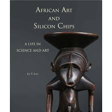 african art and silicon chips art book