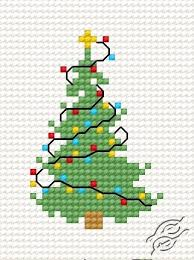 8 christmas cross stitch patterns tip junkie