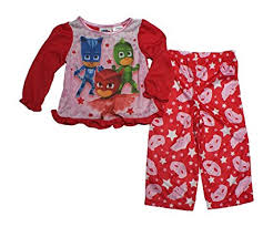 amazon pj masks girls pajama clothing
