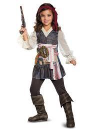 girls potc5 captain jack classic costume wholesale