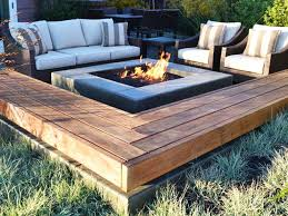 Fire Pit Ideas For Backyard by Ideas 17 Stunning Deck Ideas With Fire Pit 19 Backyard