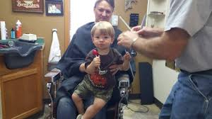 wyatt u0027s first hair cut thayne u0027s prime cuts lolo mt youtube