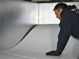 Crawl Space Cleaning San Francisco Crawl Space Insulation With Terrablock In California Insulating