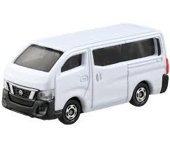 Takara Tomy Tomica 105 Nissan Nv350 Caravan 858386 Plaza Japan