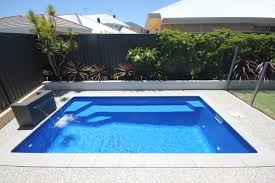 Swimming Pools Backyard by Fibreglass Plunge Pools U0026 Inground Swimming Pools In Melbourne