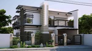 two storey house two storey house design with terrace philippines youtube