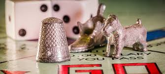 the story monopoly pieces cool material