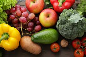 fruit and veggies rich in potassium may be key to lowering blood