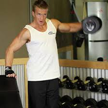 one arm side laterals exercise guides bodybuilding com