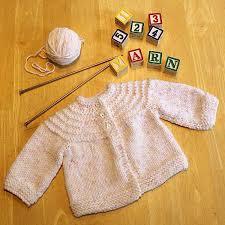 baby sweaters 5 hour knit baby sweater allfreeknitting com