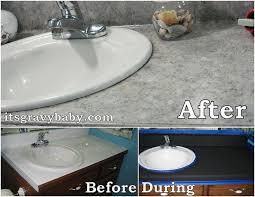 cheap bathroom countertop ideas 25 best cheap granite countertops ideas on refinish