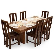 6 seater dining table dining table mosi furniture industries