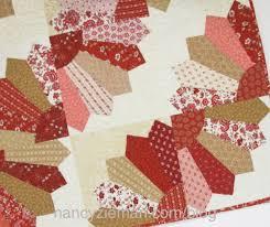 nancy zieman s garnet fabric collection with 24 pieces nancy