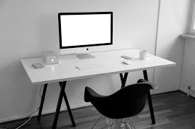 Minimalist Workspace The World U0027s Newest Photos Of Apple And Workspace Flickr Hive Mind