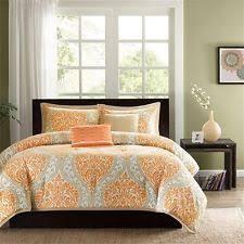 Comforter Orange Orange Kids U0027 U0026 Teens Comforters And Set Ebay