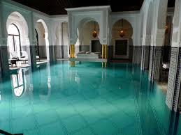 indoor swimming pool covered in awesomeness amaza design