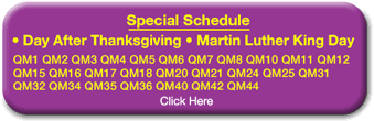 mta info schedules
